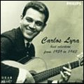 CARLOS LYRA Best Selection from 1959 to 1963 album cover