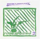CARLOS ZINGARO Zingaro / Lonberg-Holm : Flying Aspidistra  # 2 album cover
