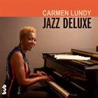 CARMEN LUNDY Jazz Deluxe album cover