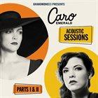 CARO EMERALD Acoustic Sessions Parts 1 & 2 album cover