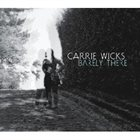 CARRIE WICKS Barely There album cover
