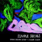 C.B.G. (CELANO/BAGGIANI GROUP) Simple Songs album cover
