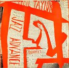 CECIL TAYLOR Jazz Advance album cover