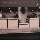 CECIL TAYLOR Live In Bologna album cover