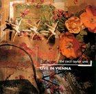 CECIL TAYLOR Live in Vienna album cover