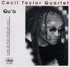 CECIL TAYLOR Qu'a: Live At The Irridium Vol.1 album cover