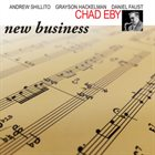 CHAD EBY New Business album cover