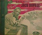 CHAMPION JACK DUPREE Champion Jack Dupree And His Piano album cover