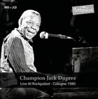 CHAMPION JACK DUPREE Live At Rockpalast album cover