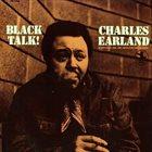 CHARLES EARLAND Black Talk album cover