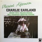 CHARLES EARLAND Pleasant Afternoon album cover