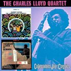 CHARLES LLOYD Journey Within / Charles Lloyd in Europe album cover