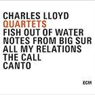 CHARLES LLOYD Quartets album cover