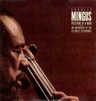 CHARLES MINGUS Passions of a Man album cover