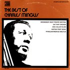 CHARLES MINGUS The Best of Charles Mingus album cover