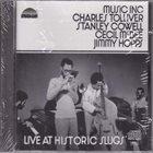 CHARLES TOLLIVER Music Inc : Live At Historic Slugs' album cover