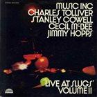 CHARLES TOLLIVER Music Inc : Live At Slugs' Volume II album cover