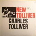 CHARLES TOLLIVER New Tolliver (aka Compassion) album cover