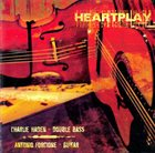 CHARLIE HADEN Heartplay (with  Antonio Forcione ) album cover