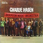 CHARLIE HADEN Liberation Music Orchestra album cover