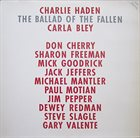 CHARLIE HADEN The Ballad of the Fallen (Liberation Music Orchestra) album cover