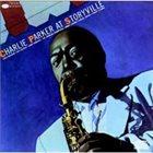 CHARLIE PARKER At Storyville album cover