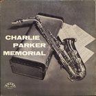 CHARLIE PARKER Charlie Parker Memorial Vol. 2 (aka Memorial Vol. III) album cover