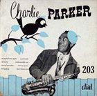 CHARLIE PARKER Charlie Parker Volume Three album cover