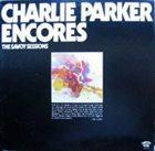 CHARLIE PARKER Encores album cover