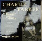 CHARLIE PARKER Memorial Album album cover