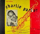 CHARLIE PARKER Savoy Presents Charlie Parker album cover