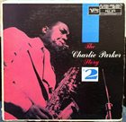 CHARLIE PARKER The Charlie Parker Story #2 album cover