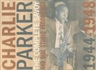 CHARLIE PARKER The Complete Savoy and Dial Studio Recordings 1944-1948 album cover