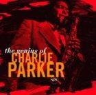 CHARLIE PARKER The Genius of Charlie Parker album cover