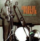 CHARLIE PARKER Washington DC, May 23, 1948 album cover
