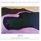 CHICK COREA Again and Again (The Joburg Sessions) album cover
