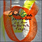 CHICK COREA Akoustic Band Live From The Blue Note Tokyo album cover