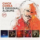 CHICK COREA Classic Album Selection album cover