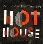 CHICK COREA Hot House (with Gary Burton) album cover