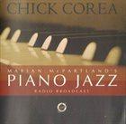 CHICK COREA Marian McPartland's Piano Jazz album cover