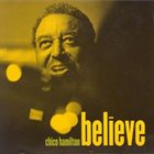 CHICO HAMILTON Believe album cover