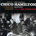 CHICO HAMILTON Live at the Strollers album cover