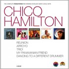 CHICO HAMILTON The Complete Remastered Recordings On Black Saint & Soul Note album cover