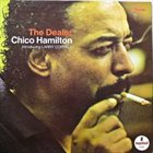 CHICO HAMILTON Chico Hamilton Introducing Larry Coryell ‎: The Dealer album cover