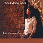CHIHIRO YAMANAKA When October Goes album cover
