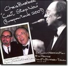 CHRIS BARBER Can't Stop Now (European Tour 2007) album cover