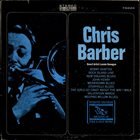 CHRIS BARBER Chris Barber With Guest Artist Lonnie Donegan ‎: The Best Of Chris Barber album cover