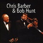 CHRIS BARBER Misty Morning (with Bob Hunt) album cover