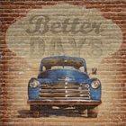 CHRIS DANIELS Better Days album cover