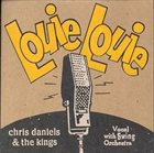 CHRIS DANIELS Louie Louie album cover